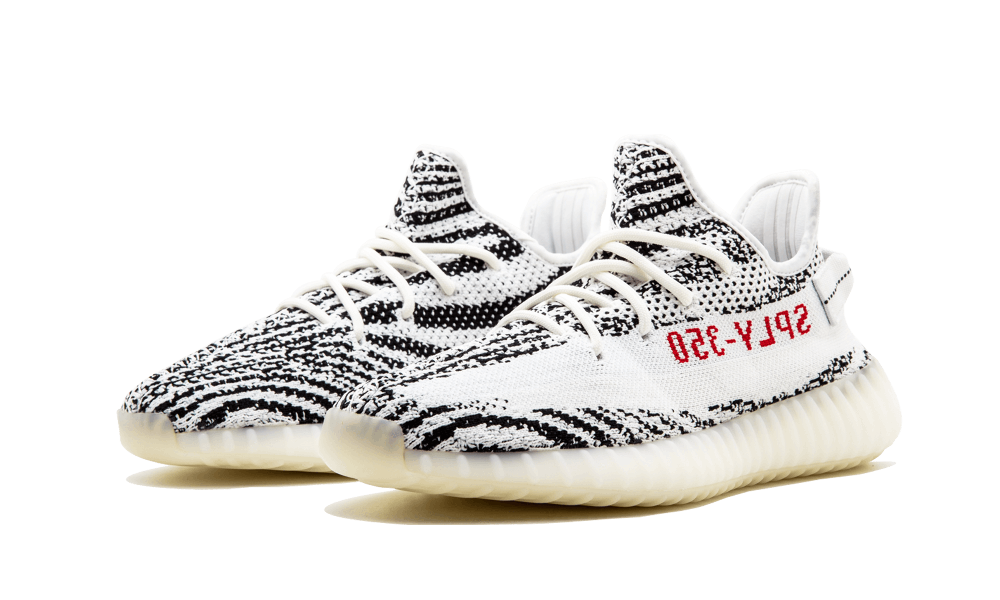 Yeezy Boost 350 V2 Zebra Box : Kanye West Yeezy Boost Interview
