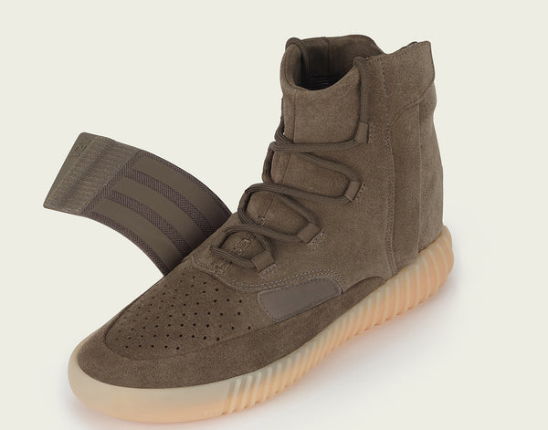 "Adidas Yeezy Boost 750 ""Chocolate"" - zero's world sneakers store los angeles melrose round two flight club supreme"