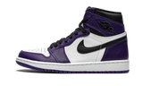 "Air Jordan 1 Retro High OG ""Court Purple White"" - zero's zeros world sneakers hypebeast streetwear street wear store stores shop los angeles melrose fairfax hollywood santa monica LA l.a. legit authentic cool kicks undefeated round two flight club solestage supreme where to buy sell trade consign yeezy yezzy yeezys vlone virgil abloh bape assc off white hype sneaker shoes streetwear sneakerhead consignment trade resale best dopest shopping"