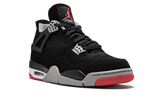 "Air Jordan 4 Retro ""Bred"" 2019 - zero's zeros world sneakers hype streetwear street wear store stores shop los angeles melrose fairfax LA l.a. legit authentic cool kicks undefeated round two flight club supreme where to buy sell yeezy yezzy yeezys vlone off white hype sneaker shoes streetwear sneakerhead consignment trade resale best dopest shopping"
