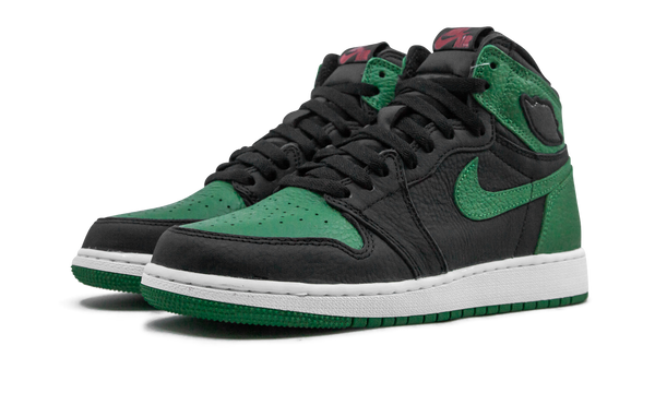 "Air Jordan Retro 1 High OG GS ""Pine Green Black"""