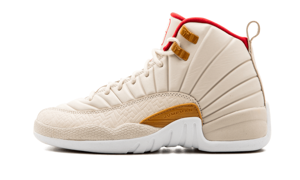 "Air Jordan 12  Retro ""CNY"" GS - zero's world sneakers store los angeles melrose round two flight club supreme where to buy sell yeezy yezzy"