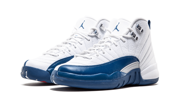 "Air Jordan 12 Retro ""French Blue"" GS - zero's world sneakers store los angeles melrose round two flight club supreme"