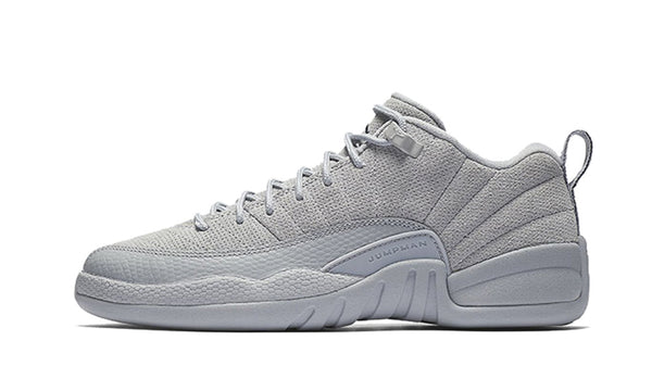 "Air Jordan 12 Retro Low ""Wolf Grey"" - zero's world sneakers store los angeles melrose round two flight club supreme"
