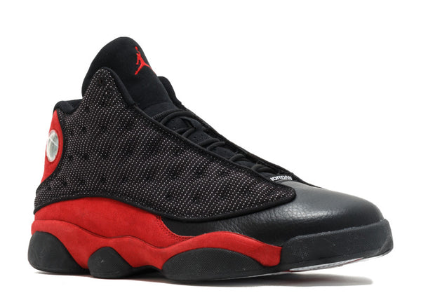 Air Jordan 13 Retro 'Bred' - zero's world sneakers store los angeles melrose round two flight club supreme