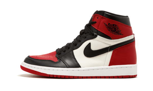 "Air Jordan 1 Retro High ""Bred Toe"" - zero's world sneakers store los angeles melrose round two flight club supreme"