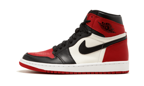 "Air Jordan 1 Retro High ""Bred Toe"" - zero's world sneakers store los angeles melrose round two flight club supreme where to buy sell yeezy yezzy"