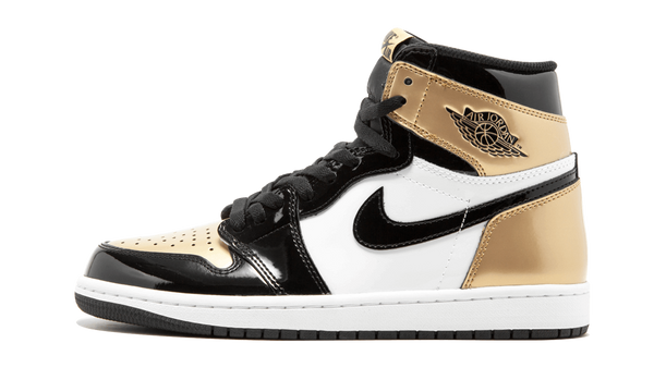 "Air Jordan 1 Retro High ""Gold Toe "" - zero's world sneakers store los angeles melrose round two flight club supreme where to buy sell yeezy yezzy"
