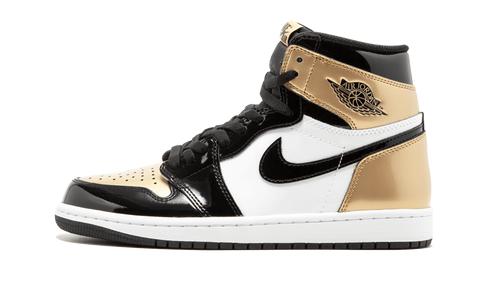 "Air Jordan 1 Retro High ""Gold Toe "" - zero's world sneakers store los angeles melrose round two flight club supreme where to buy sell yeezy yeezy LA L.A."
