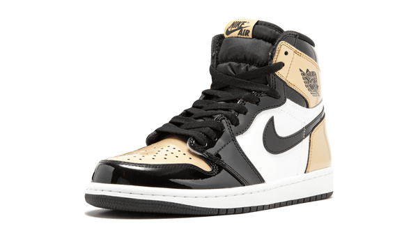 "Air Jordan 1 Retro High ""Gold Toe "" - zero's world sneakers store los angeles melrose round two flight club supreme"