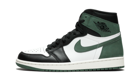 "Air Jordan 1 Retro High OG ""Clay Green"" - zero's world sneakers store los angeles melrose round two flight club supreme where to buy sell yeezy yezzy"