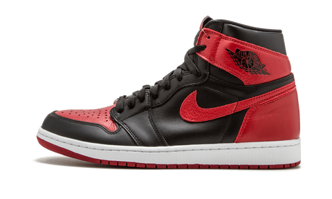 "Air Jordan 1 Retro High OG ""Banned"" 2016 - zero's world sneakers store los angeles melrose round two flight club supreme"