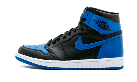 "Air Jordan 1 Retro High OG ""Royal"" 2017 GS - zero's world sneakers store los angeles melrose round two flight club supreme"