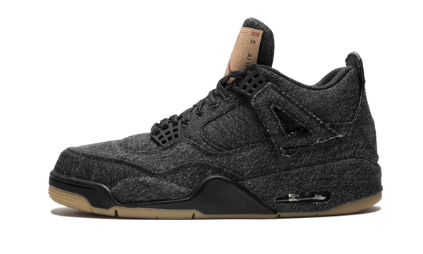 "Air Jordan 4 Retro NRG ""Levi's"" - zero's world sneakers store los angeles melrose round two flight club supreme where to buy sell yeezy yezzy"