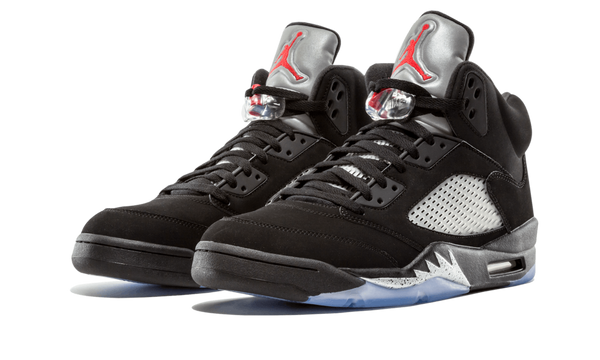 "Air Jordan 5 Retro OG ""Metallic"" - GS - zero's world sneakers store shop los angeles melrose fairfax LA l.a. legit authentic cool kicks undefeated round two flight club supreme where to buy sell yeezy yezzy yeezys vlone off white hype sneaker shoes streetwear sneakerhead consignment trade resale best shopping"