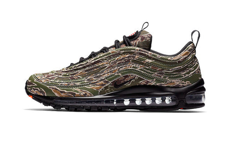 "Nike Air Max 97 ""Country Camo"" - zero's world sneakers store los angeles melrose round two flight club supreme"