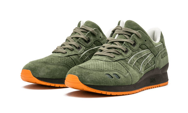 "Ronnie Fieg x Asics Gel-Lyte 3 ""Militia Mossad"" - zero's world sneakers store los angeles melrose round two flight club supreme"