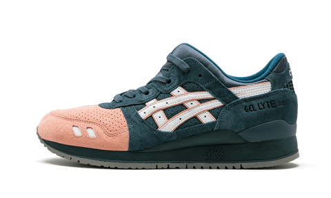 "Asics Gel Lyte 3 ""Salmon Toe 2.0"" - zero's world sneakers store los angeles melrose round two flight club supreme"