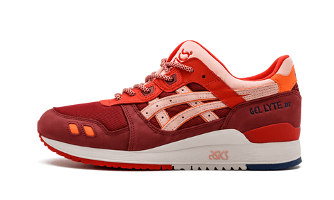 "Ronnie Fieg x Asics Gel Lyte 3 ""Volcano 2.0"" - zero's world sneakers store los angeles melrose round two flight club supreme"