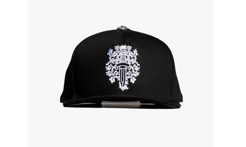 Chrome Hearts Dagger Denim Baseball Hat