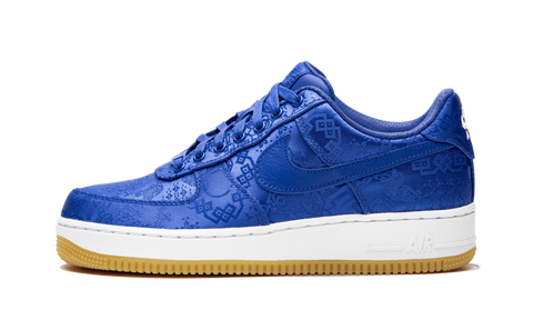 "Nike Airforce 1 Low  ""CLOT Blue Silk"""