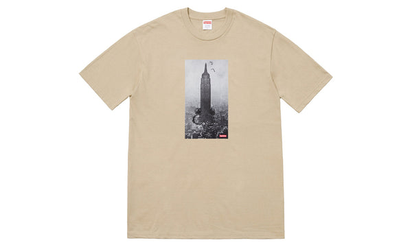 Supreme x Mike Kelley The Empire State Building Tee