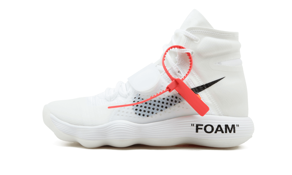 fbe0ca642bd2 Buy The 10 Nike x Off White Air Hyperdunk 2017 FK at Zero s for only ...
