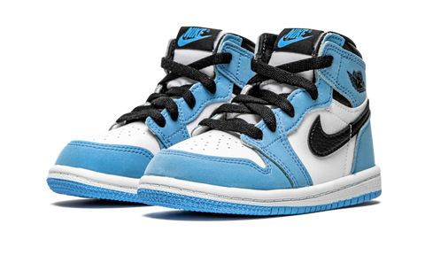 "Air Jordan 1 Retro High OG PS ""University Blue"" - Zero's"
