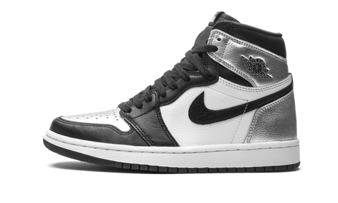 "Air Jordan 1 Retro High OG ""Silver Toe"" W"