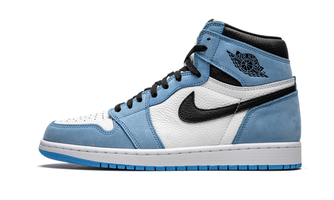 "Air Jordan 1 Retro HIGH OG ""University Blue"" - Zero's"