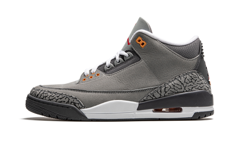 "Air Jordan 3 Retro ""Cool Grey"" 2021 - Zero's"
