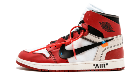"Jordan The 10 Air Jordan 1 ""Off White"" - zero's world sneakers store los angeles melrose round two flight club supreme"