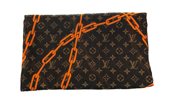 Virgil Abloh x Louis Vuitton Monogram Scarf