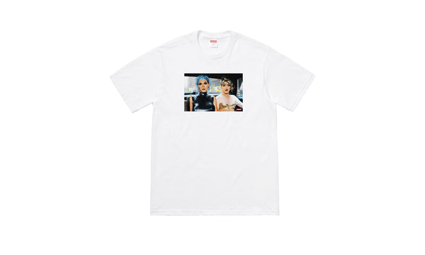 Supreme x Nan Goldin Misty and Jimmy Tee