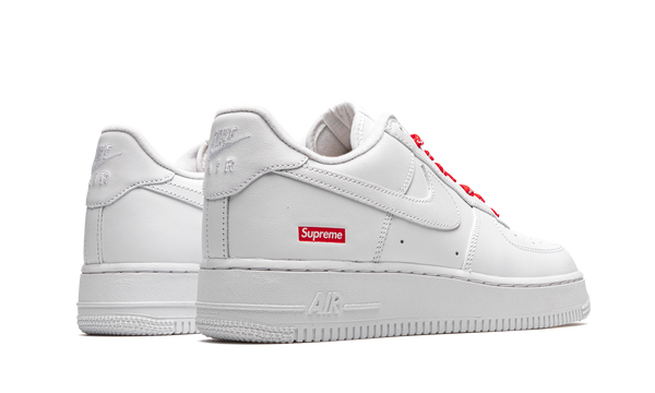 "Supreme x Nike Air Force 1 Low ""White"""