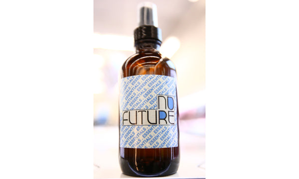 No Future Essentials Hand Sanitizer Spray - zero's zeros world sneakers hypebeast streetwear street wear store stores shop los angeles melrose fairfax hollywood santa monica LA l.a. legit authentic cool kicks undefeated round two flight club solestage supreme where to buy sell trade consign yeezy yezzy yeezys vlone virgil abloh bape assc off white hype sneaker shoes streetwear sneakerhead consignment trade resale best dopest shopping