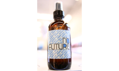 No Future Essentials Hand Sanitizer Spray - zero's zeros world sneakers hypebeast streetwear street wear store stores shop los angeles melrose fairfax hollywood santa monica LA l.a. legit authentic cool kicks undefeated round two flight club solestage supreme where to buy sell trade consign yeezy yezzy yeezys vlone virgil abloh bape assc chrome hearts off white hype sneaker shoes streetwear sneakerhead consignment trade resale best dopest shopping