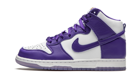 "Nike Dunk Hi SP W ""Varsity Purple"" - Zero's"