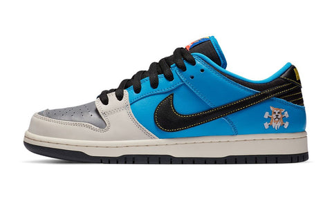 Nike x Instant Skateboards SB Dunk Low - Zero's