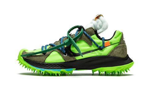 "Nike x Off White Zoom Terra Kiger 5 W ""Electric Green"""
