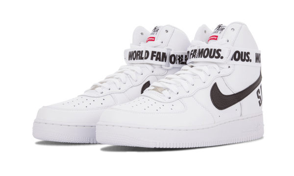 Supreme x Nike Air Force 1 High Supreme SP