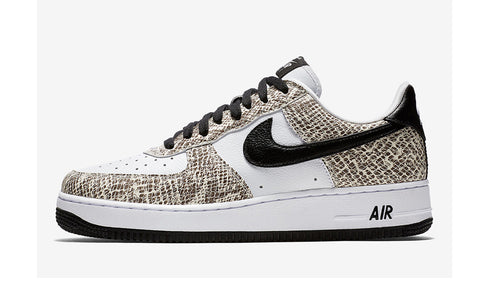 "Nike x Atmos Air Force 1 Retro ""Cocoa Snake"""