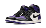 "Air Jordan 1 Retro High OG ""Court Purple"" - zero's world sneakers store los angeles melrose round two flight club supreme where to buy sell yeezy yezzy"