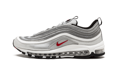 "Nike Air Max 97 OG QS ""Silver Bullet"" - zero's world sneakers store los angeles melrose round two flight club supreme"