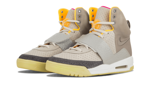 "Nike Air Yeezy 1 ""Zen Grey"" - zero's world sneakers store los angeles melrose round two flight club supreme"