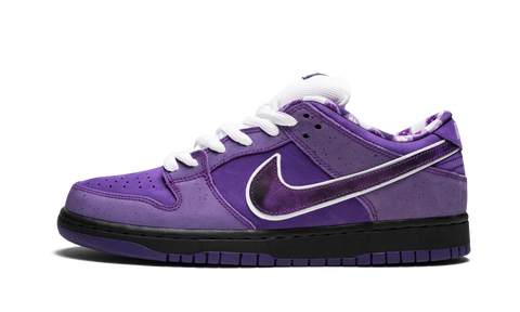 "Nike x Concepts SB Dunk Low Pro OG QS ""Purple Lobster"""