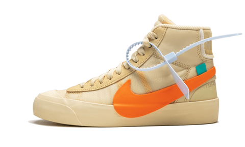 "Nike x Off White Blazer Mid ""All Hallow's Eve"" - zero's zeros world sneakers hype streetwear street wear store stores shop los angeles melrose fairfax hollywood santa monica LA l.a. legit authentic cool kicks undefeated round two flight club solestage supreme where to buy sell trade consign yeezy yezzy yeezys vlone virgil abloh bape assc off white hype sneaker shoes streetwear sneakerhead consignment trade resale best dopest shopping"
