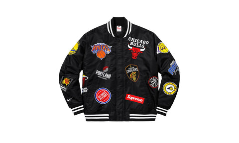 Supreme x Nike x NBA Teams Warm Up Jacket