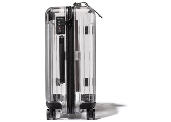 Off-White x Rimowa Transparent Carry On Case