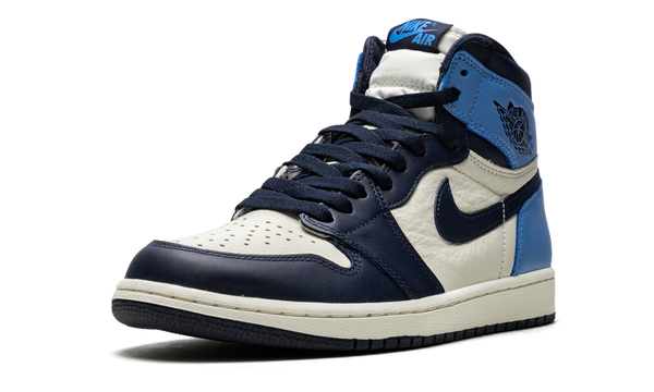 "Air Jordan 1 Retro High OG ""Obsidian UNC"" - zero's zeros world sneakers hype streetwear street wear store stores shop los angeles melrose fairfax hollywood santa monica LA l.a. legit authentic cool kicks undefeated round two flight club solestage supreme where to buy sell trade consign yeezy yezzy yeezys vlone virgil abloh bape assc off white hype sneaker shoes streetwear sneakerhead consignment trade resale best dopest shopping"
